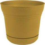 Bloem - Saturn Planter - Earthy Yellow - 10 Inch