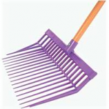 Animal Healthcare Lab - Future Fork For Manure - Assorted - 16 Tine