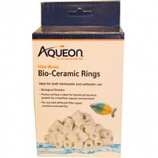 Aqueon Products-Supplies - Quietflow Bio Ceramic Rings - 1 Lb