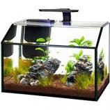 Aqueon Products - Glass - Shrimp Aquarium Kit Led - 7.5 Gallon