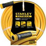 Bond Manufacturing - Stanley Fatmax Garden Hose - Yellow - 5 / 8 Inch X 100 Feet