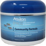 Aqueon Products - Supplies - Aqueon Pro Community Formula Fish Food - Community - 4.3 Oz