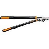 Fiskars Brands-Cutting - Power Gear Bypass Lopper - Black/Orange - 32 Inch