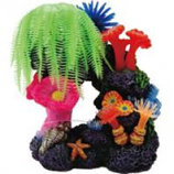Poppy Pet - Coral Reef Formation - Multi - 5X4X7