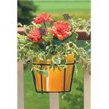 Panacea Products - Adjustable Flower Pot Holder - Black - 10 Inch
