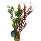 Blue Ribbon Pet Products - Color Burst Florals Water Harvest Plant - Red - Large