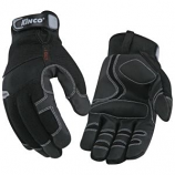 Kinco International - Lined Cold Weather Glove - Black - Medium