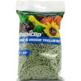 Luster Leaf - Vine & Veggie Trellis Netting - Green - 5'X30'