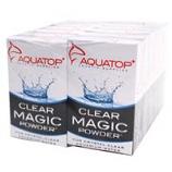 Aquatop Aquatic Supplies - Clear Magic Powder For Aquariums - 30 Gallon / 6 Pack