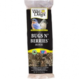 D&D Commodities - Wild Delight Bugs N Berries Block - 12 oz