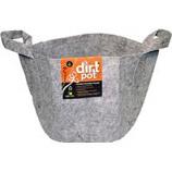 Hydrofarm Products - Hydrofarm Dirt Pot With Handle - 7 Gallon