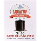 Aquatop Aquatic Supplies - Classic Aqua Flow Sponge Aquarium Filter - Up To 60 Gallon