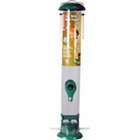 Classic Brands - Wb - Stokes Metal Tube Feeder - Green - 1.5 Lb/19 In