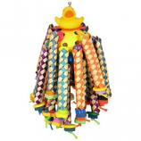 A&E Cage Company - Happy Beaks Ducky Long Legs - Multicolored