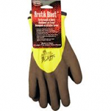 Boss Manufacturing - Arctik Blast High-Vis Textured Latex Palm - Black - X Large