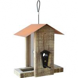 Natures Way - Nature'S Way Rustic Vertical Feeder -