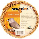 Heath - Stack'M Seed Cake - Multi-Grain - 7 Oz