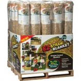 Rhino Seed & Landscaping - Ez-Straw Erosion Blanket Display - 4X50 Ft/24 Pc