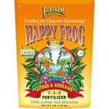 Foxfarm - Happy Frog Citrus/Avocado Dry Fertilizer - 4 Lb