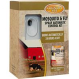 Zep Commercial Sales - Country Vet Equine Mosquito/Flying Insect Control - 2 Piece Kit