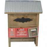 Audubon/Woodlink - Rustic Farmhouse Bat House - Natural