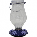 WOODSTREAM HUMMINGBIRD  W - PERKY PET TOP FILL HUMMINGBIRD FEEDER-PURPLE-38OZ