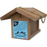 C And S Products - Bluebird Feeder - 11.75 X 9 X 8 Inch