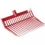 Miller - Little Giant Durafork Replacement Fork Head - Red - 13 X 15 Inch
