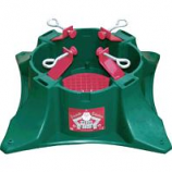 Hookery - Santa'S Solution Steel Arm Tree Stand Pop Display - Green - 1-9 Feet