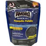 Central Garden-Excel Mrkt - Amdro Quick Kill Mosquito Pellets - 1 Lb