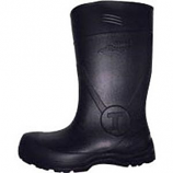 Tingley Rubber - Airgo Ultra Light Weight Eva Boot - Black - Size 8