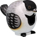 Songbird Essentials - Gordo Chickadee Birdhouse - 8.6X5.7X6.2