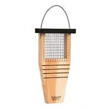 Natures Way - Tail-Prop Suet Feeder - Cedar - 14X7.875X3 In