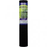 Tenax Corporation - Hardware Net - Black - 2X15 Ft