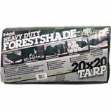 Dewitt Company - Forestshade Tarps (4.5Oz) - Green - 20X20 Ft