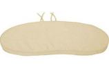 Deer Park Ironworks - Bench Cushion - Tan