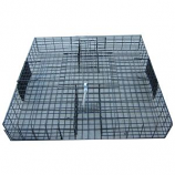 Rugged Ranch - The Squirrelinator Live Squirrel Trap Only - Black