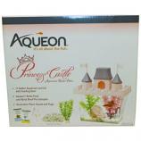 Aqueon Products - Princess Castle Betta Aquarium Kit - Pink/Purple - 0.5 Gallon