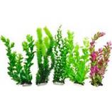 Aquatop Aquatic Supplies - Plant Power Pack - Green - 5 Pack / 13 Inch