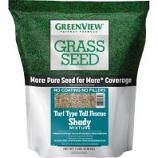 Greenview - Gv Ff Turf Type Tall Fescue Shady Mixture - 7 Lb
