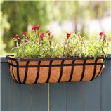 Panacea Products - Window Planter - Black - 36 Inch