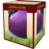 Alpine Corporation - Glass Gazing Globe - Purple - 10 Inch