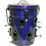 Heath - Bucket Feeder - Purple -