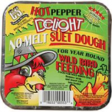 C And S Products - Hot Pepper Delight Suet - Hot Pepper - 11.75 Ounce