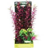 Poppy Pet - Background Pod #5 - Green/Purple - 11 Inch