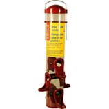 Classic Brands - Wb - Stokes Seed Tube Feeder - Maroon - 1 Lb/15 In