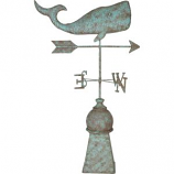Southern Patio - Whale Weathervane - 33.5 Inch