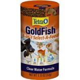 Tetra - Tetra Goldfish 3 In 1 Select A Food - 1.13 Oz