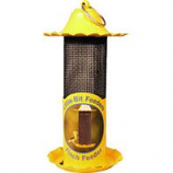 Classic Brands - Wb - Stokes Little Bit Finch Feeder - Yellow - 0.6 Lb