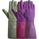 Bellingham Glove - Tuscany Women'S Gauntlet Glove - Assorted - Medium